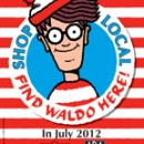 Where's Waldo? in Waupaca!